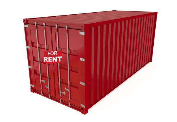 Shipping Containers for Rent:  20ft / 40ft Storage