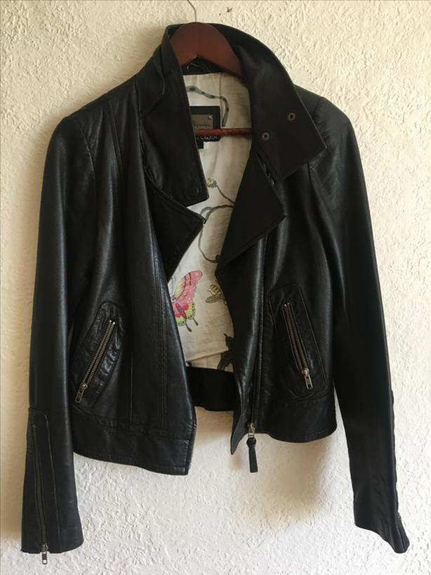 Mackage Authentic Lamb's Leather Jacket