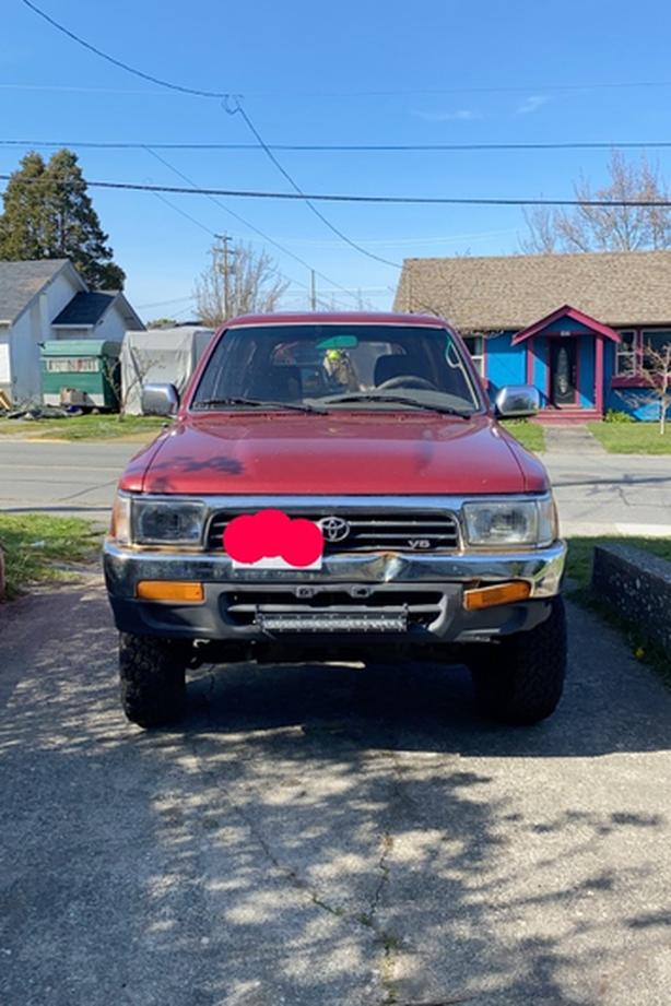 1995 4runner 2WD