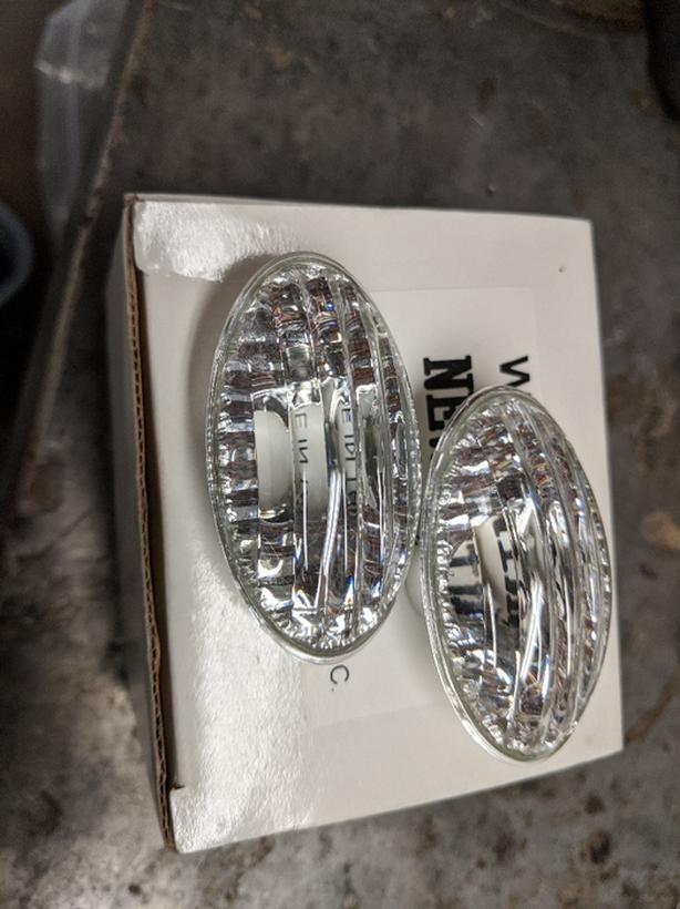 Mini Cooper Side Marker Lamp