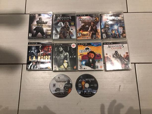 GUC Ps3 Games