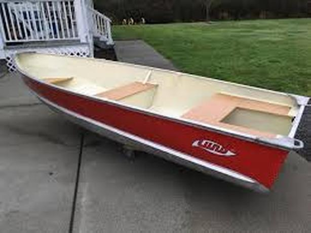 Wanted 12'  aluminum boat Lund or similar