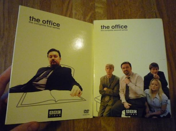 The Office Seasons 1 + 2