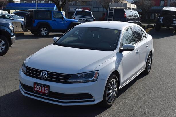 2015 Volkswagen Jetta 2.0L