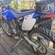 09 Yamaha ttr 230
