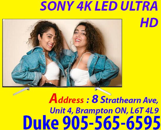 """65"""" Sony XBR-65X800G 4K Ultra HD Smart LED TV with HDR and Alexa"""