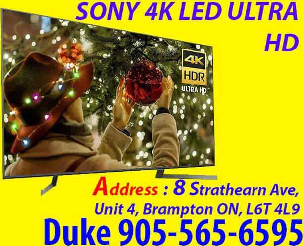"""43"""" Sony XBR-43X800G 4K Ultra HD Smart LED TV with HDR and Alexa"""