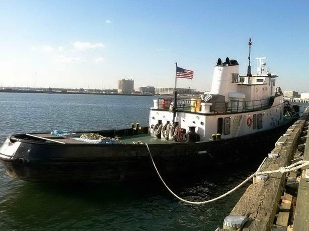 111' Tug For Sale - Adam F Krause