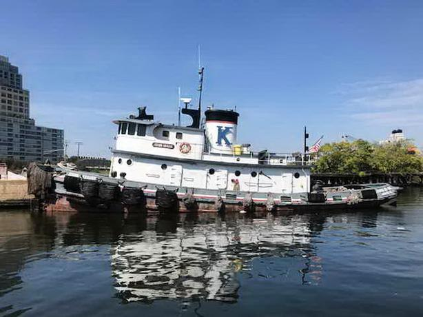 Ex-Army ST Tug For Sale - Joann Krause