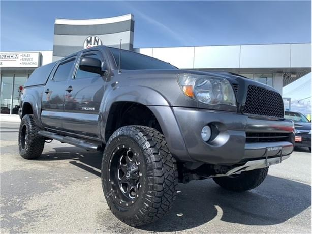 2010 Toyota Tacoma V6 TRD OFF-ROAD 4WD LIFTED FUEL WHEELS DIFF LOCK