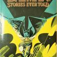 Batman graphic novels (softcovers)