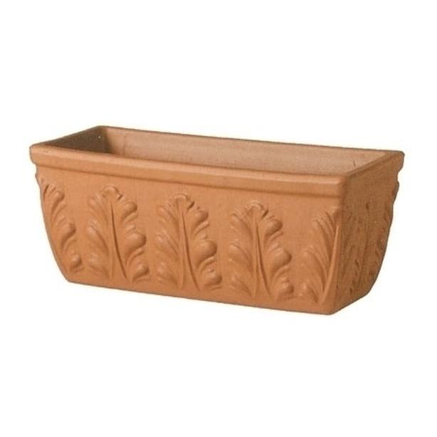Terra Cotta Terracotta Pottery Clay Window Box Plant Planter Pot