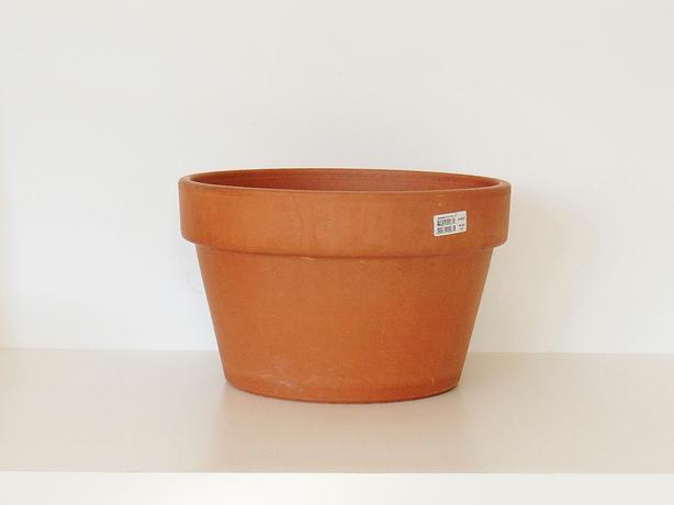 SILMA Terra Cotta Terracotta Pottery Clay Plant Planter Pot - 37cm