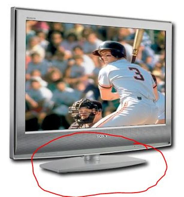 WANTED: Base for SONY BRAVIA KDL-##S2010 / KVL-##S200A TV