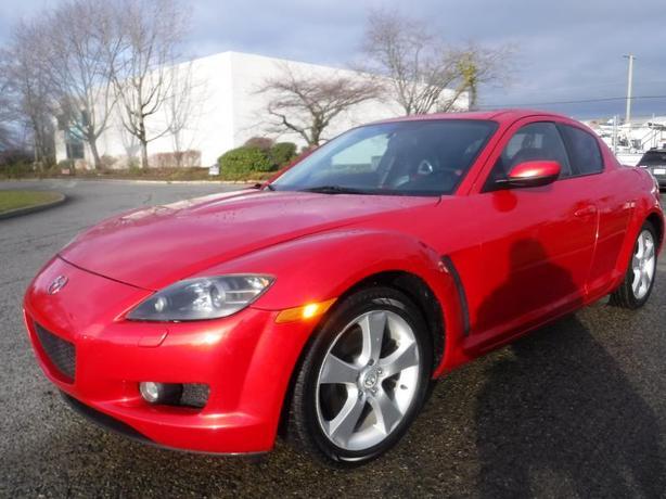 2005 Mazda RX-8 6-Speed