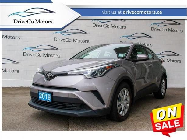 2019 Toyota C-HR FWD LE  GAS SAVER SUBCOMPACT SUV - WE SHIP ANYWHERE IN B.C
