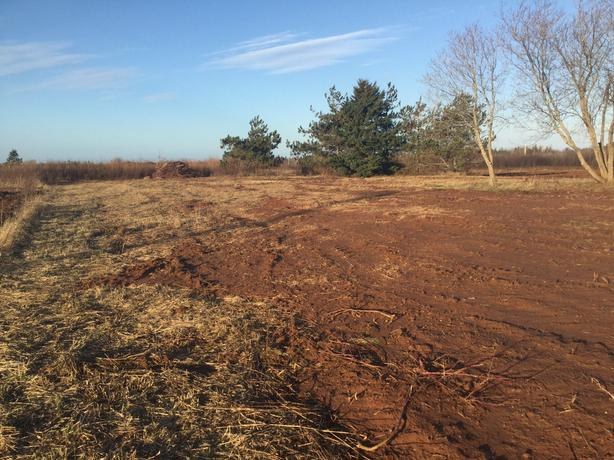 Land for sale Springhill, PE build ready 20 min from Summerside