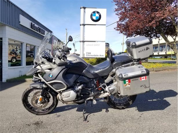2009 BMW R1200 GS ADVENTURE