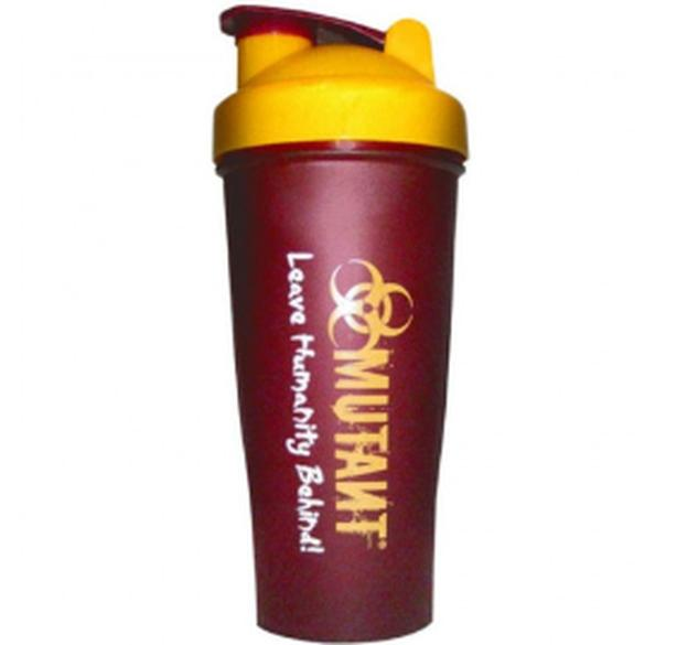 Brand new MUTANT Shaker Bottle Cup (800ml)  with mixing ball