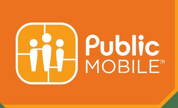 Public Mobile: $10 credit