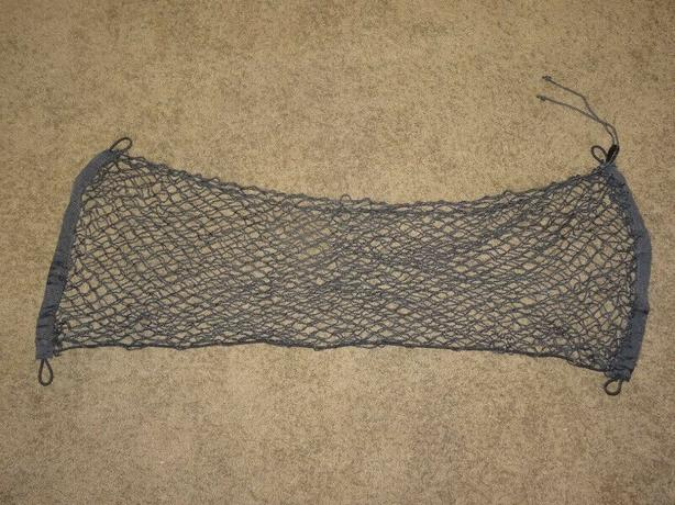 Large Cargo Net Bag with Draw String