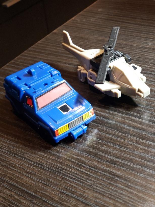 Transformers G1 Battletrap