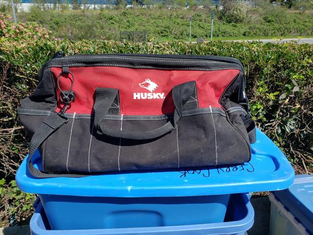 Large Husky toolbag