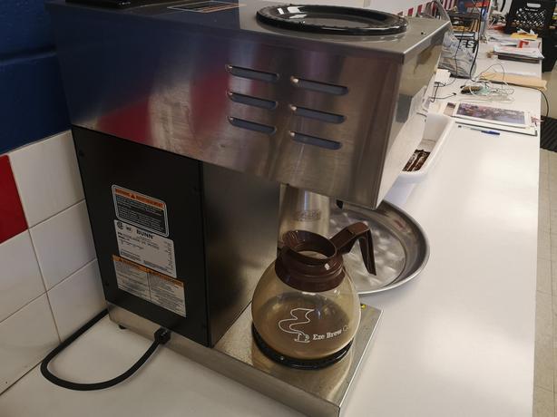 BUNN VPR COFFEE MAKER