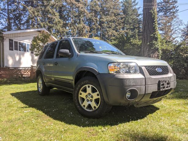 Affordable SUV's in Victoria!