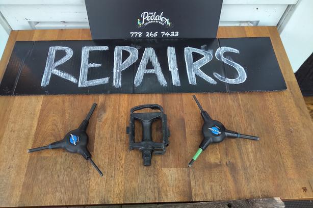 Victoria Bike Repair and Rentals
