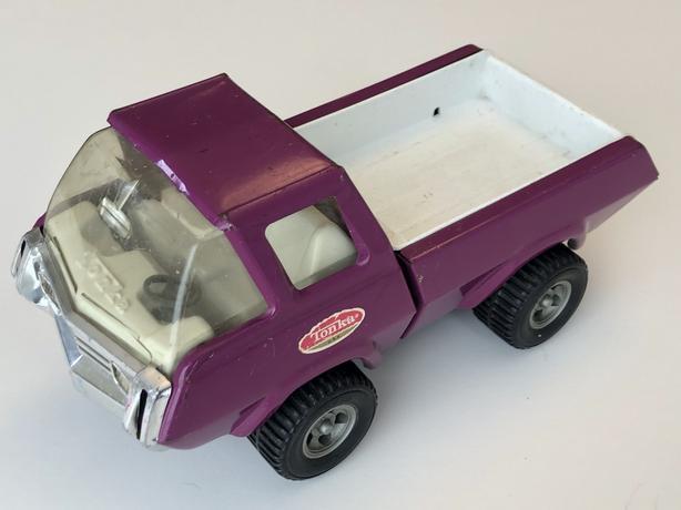 Vintage Tonka Truck - Purple