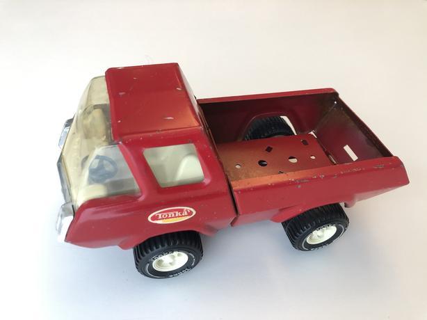 Vintage Tonka Truck - Red
