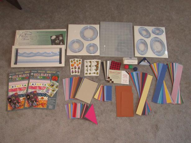 Creative Memory Craft lot - $150.00
