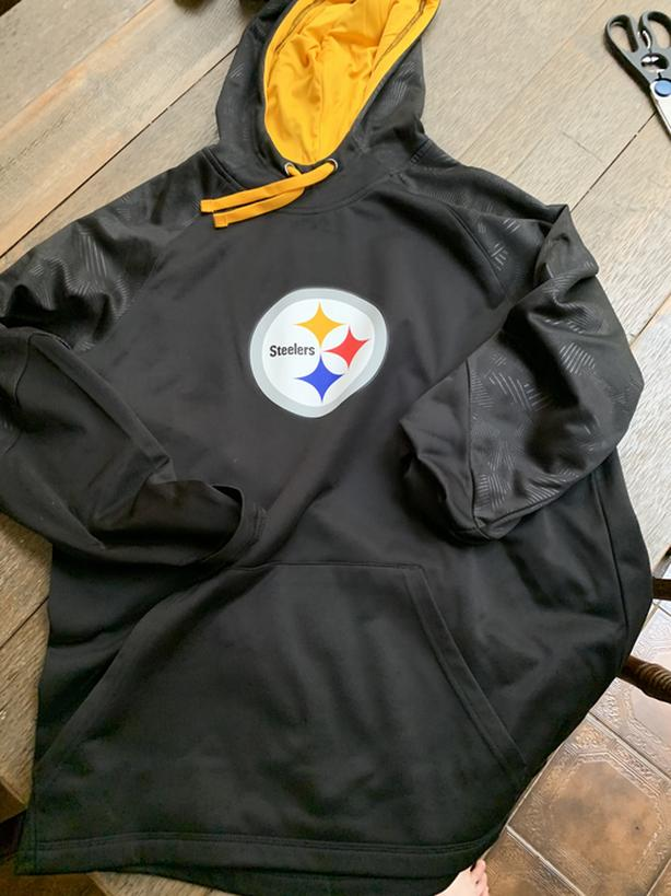Steelers Hooded Pullover