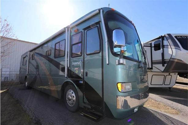2001 HOLIDAY RAMBLER IMPERIAL 38PBDD
