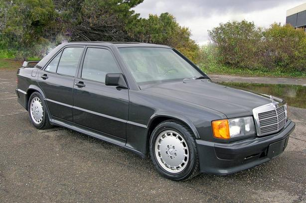 WANTED: WANTED: Mercedes Benz 190e -16v