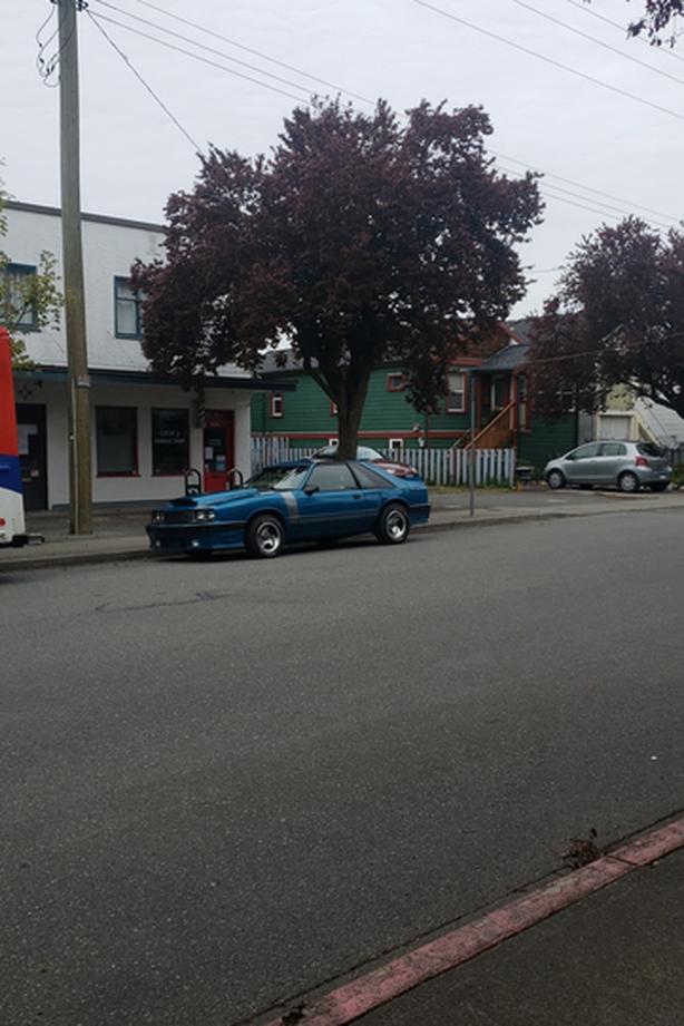 WANTED:  Driveway / underground parking / Garage in quadra village area