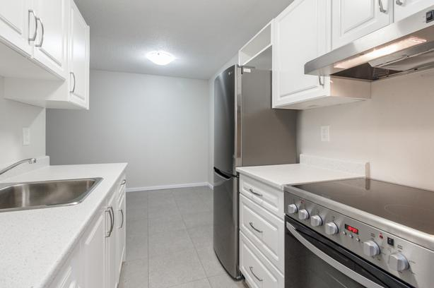 1 Bedroom Units at Skyline Apartments