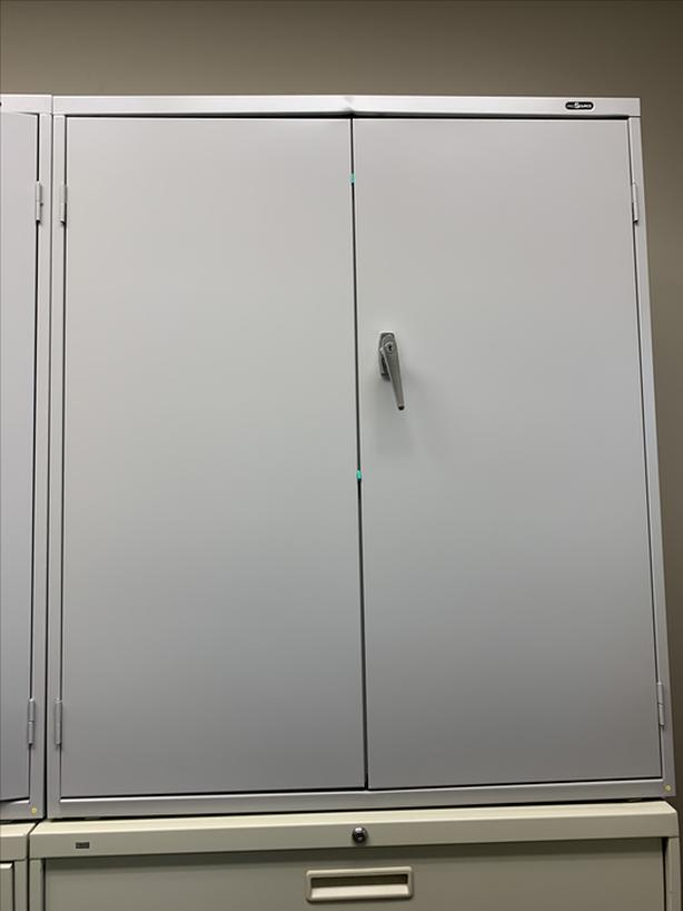 Filing cabinet (3 available) each