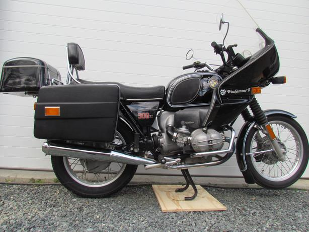 1975 R 90/6 BMW. For Sale by Owner