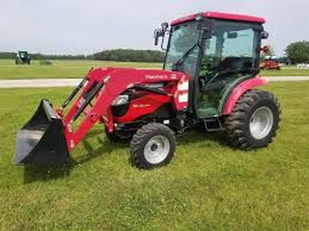 wanted : contract farmer with a tractor
