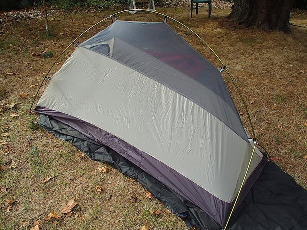NEW Ultralight 4-Season Tent