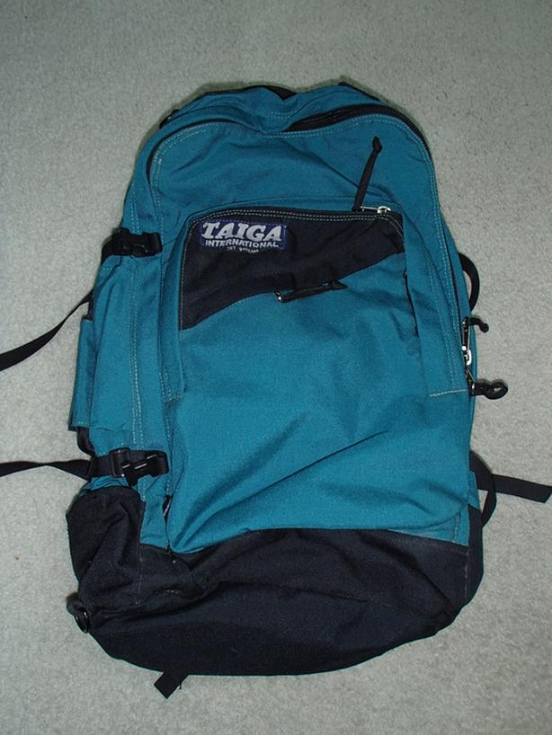 Taiga Multi-Day Travel Pack