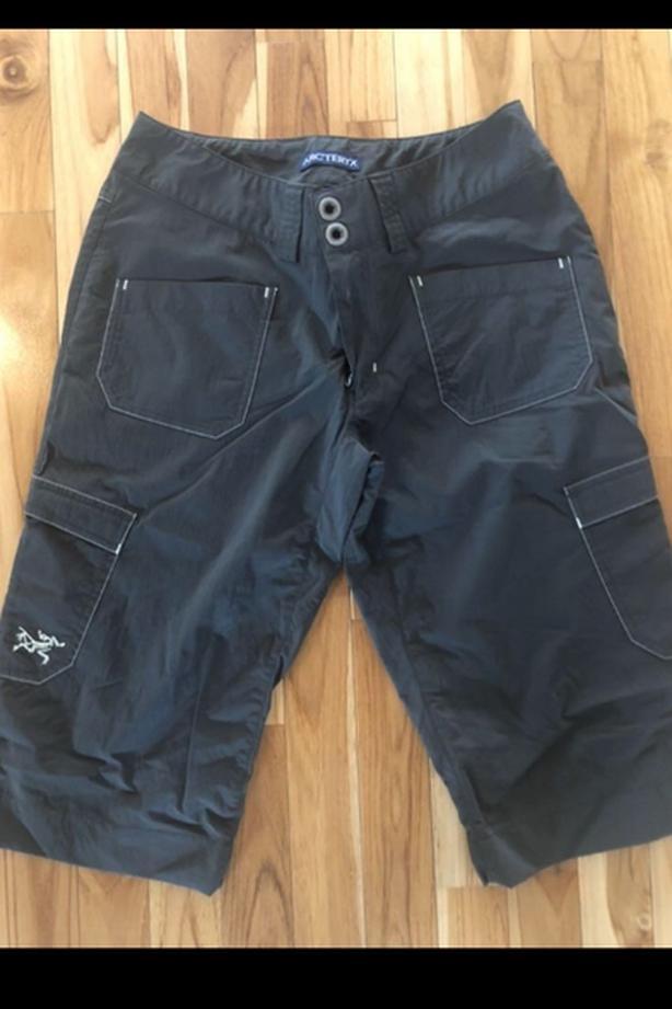New Ladies XS Arcteryx Hiking Shorts
