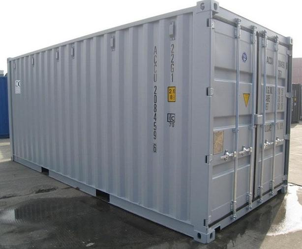 HONEYBOX - TORONTO - 20' New One Trip 20' shipping Container