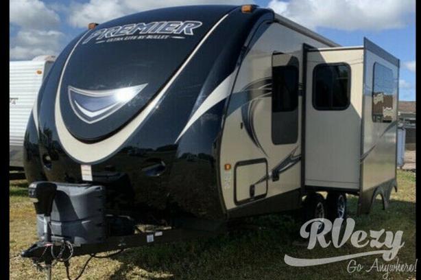 Premier Bullet (Rent  RVs, Motorhomes, Trailers & Camper vans)