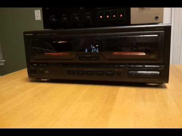 Technics CD Player & Variety of CD's