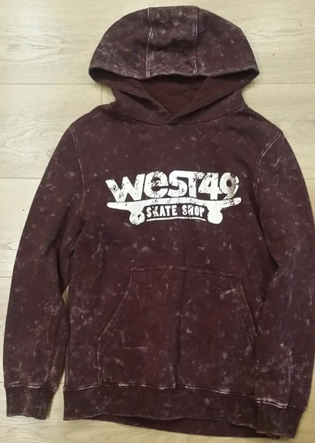 Boys West 49 Hoodie - Size M (10/12)