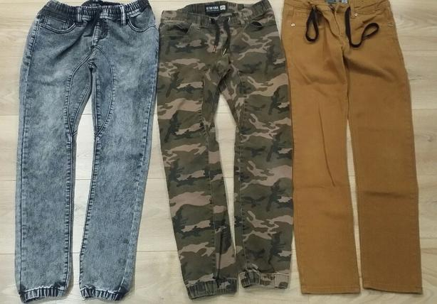 6 Pair of Boy's Pants - Size 11/12