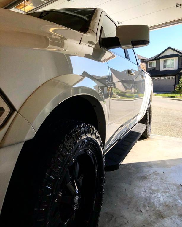 Exterior Maintenance (Car Wash & Detailing)